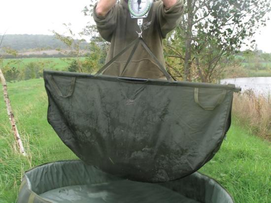 Weigh sling i waga w akcji - będzie rekord!!
